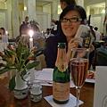 燭光晚餐(3)-飯店為了致歉送的小禮物