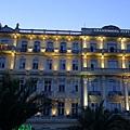 卡洛維瓦利(1)-晚上下榻的飯店Grandhotel Pupp