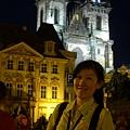 布拉格(19)-舊城廣場夜拍