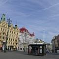 布拉格街景(1)