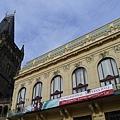 布拉格街景(2)