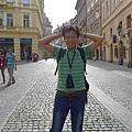 布拉格街景(12)