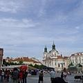 布拉格街景(14)-來到舊城廣場