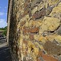 高堡區(2)-斑駁的城牆