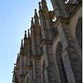聖巴巴拉教堂(3)-教堂都有這特色-飛扶壁