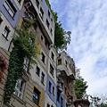白水公寓(1)-作者是白水先生以追求不規則美感為目標創作出來的