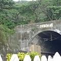 舊草嶺隧道(8)-岀隧道了