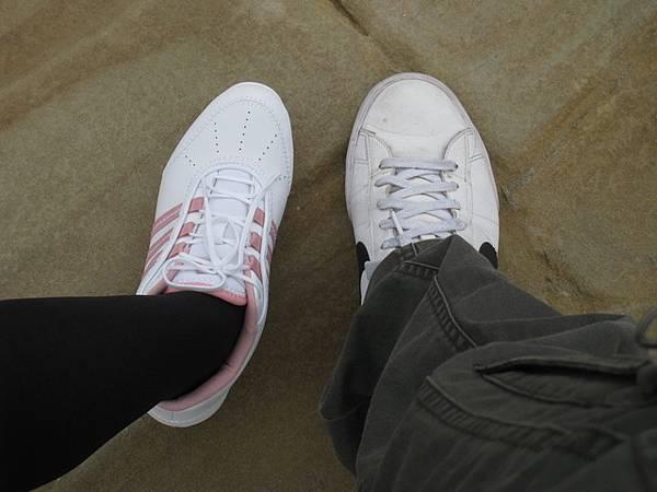 我的新鞋鞋...