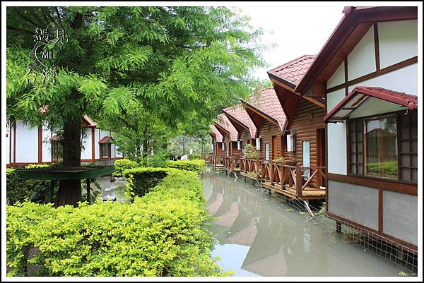 MeetinTaiwan - Tai Yi Ecological Leisure Farm 台一生態休閒農場038 水上木屋.jpg