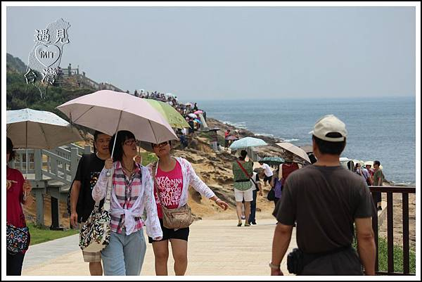 MeetinTaiwan - Yeh Liu GeoPark 野柳地質公園13.jpg