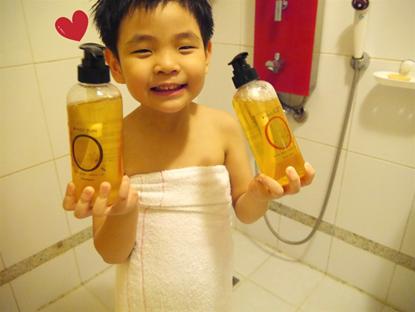 淳色寶寶洗髮精