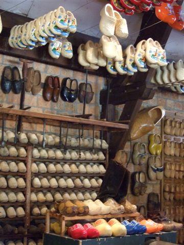 阿姆斯特丹--木鞋工廠-購物點