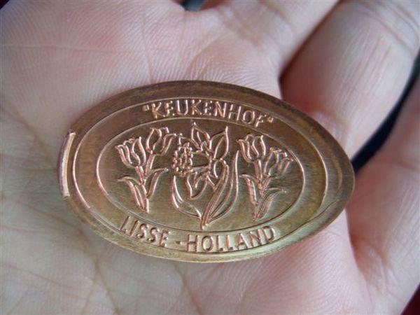 庫肯霍夫花園紀念幣-1.5歐元的傑作