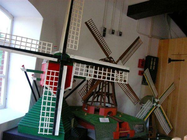 庫肯霍夫花園--風車