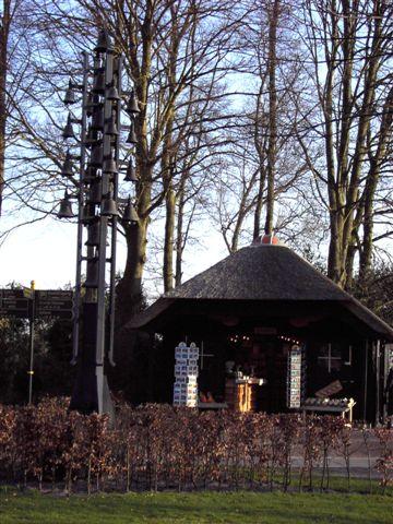 庫肯霍夫花園--音樂鐘