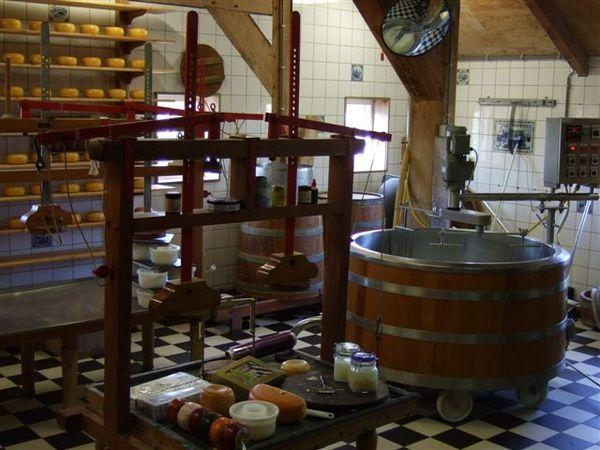 風車村-乳酪工廠