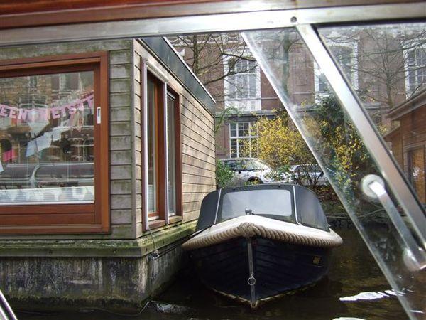 阿姆斯特丹-的水上人家