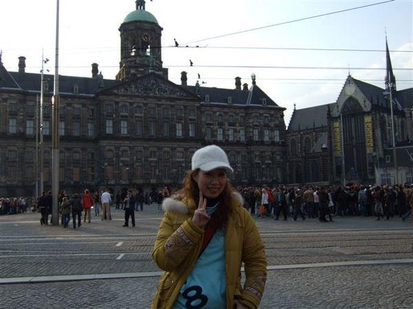 阿姆斯特丹-水壩廣場