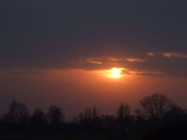 阿姆斯特丹--日落