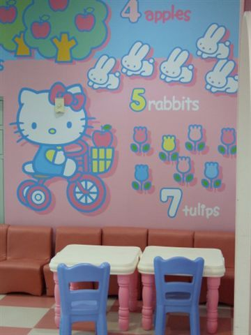 Kitty候機室08