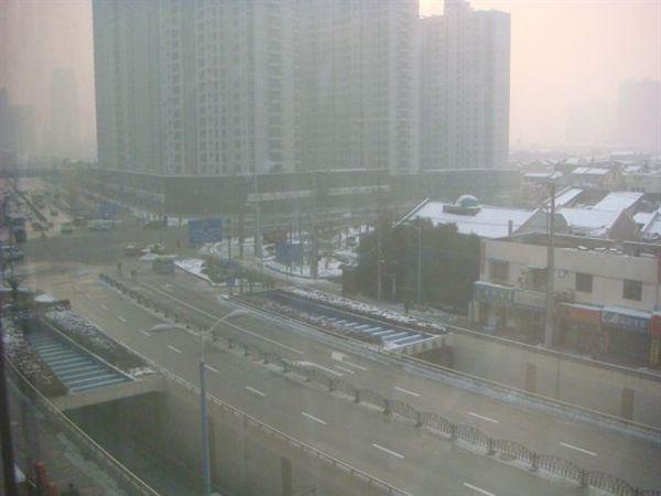 雲悅酒店 窗外