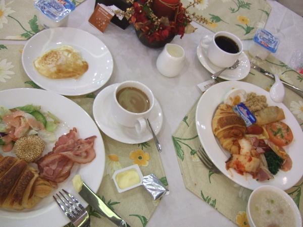 雲悅酒店 早餐