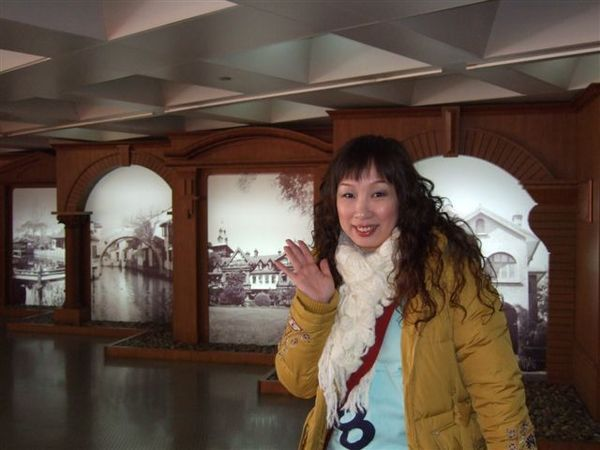上海城市規劃展示館-舊上海