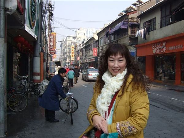 上海街景 南京路