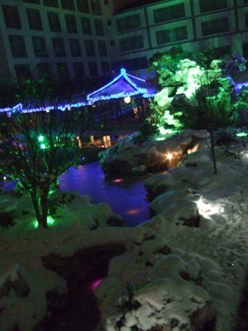 雲悅酒店 造景04
