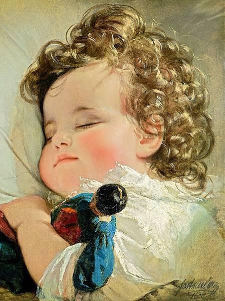 瑪麗‧法蘭琪斯卡肖像