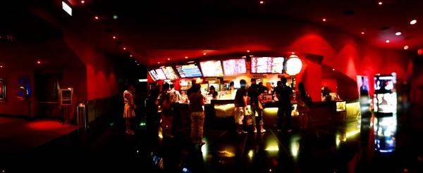 最愛去電影院