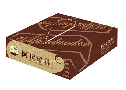 阿伏蘿得厚片盒toast case