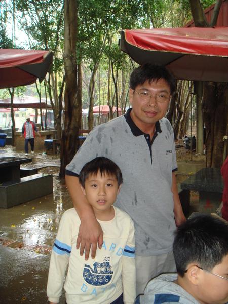 志源和兒子