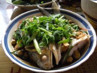 來自林邊佳冬的新鮮午仔魚