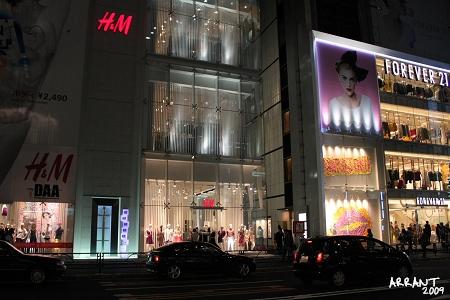 平價品牌H&M與Forever21
