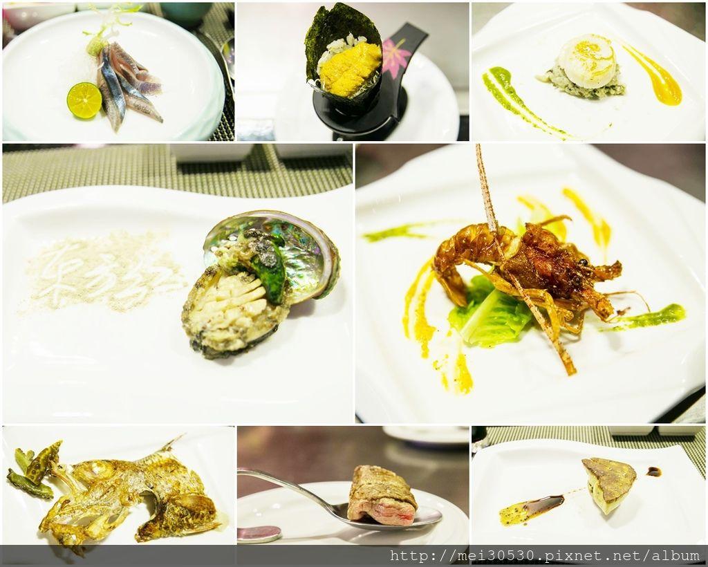 【宜蘭礁溪】「東方紅創意料理鐵板燒」媲美王品的美食頂級享受~宜蘭在地海鮮~無菜單料理~美妙滋味難忘懷~部落格讀者獨享優惠(食我)