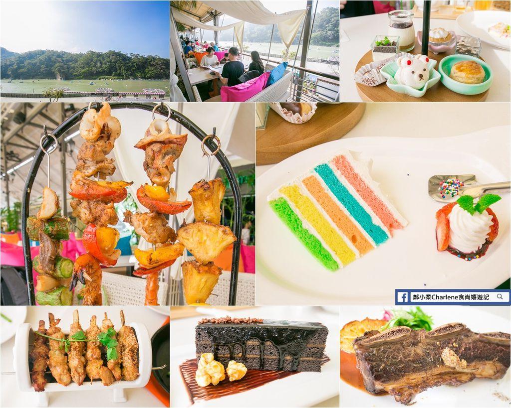 多重享受!碧潭水灣BALI 景觀餐廳