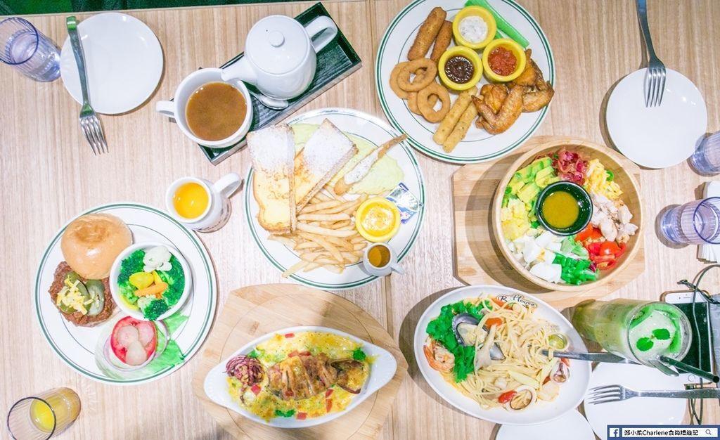 【台北中山】好適廚坊Housebistro-餐點美味/氣氛佳/三五好友聊天聚餐咖啡廳/親子友善餐廳(合作)