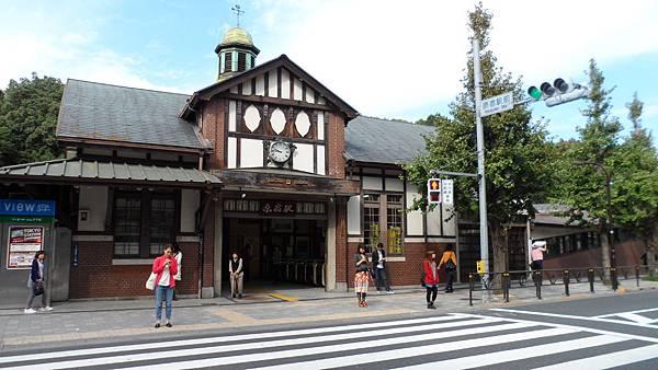 D2-原宿車站