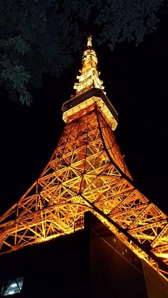 D2-東京鐵塔