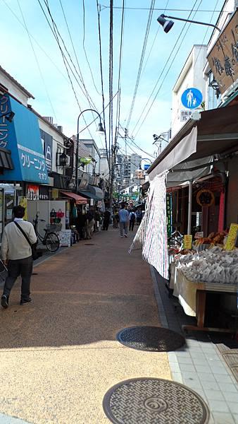 D4-谷中銀座商店街