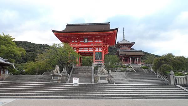 清水寺-仁王門