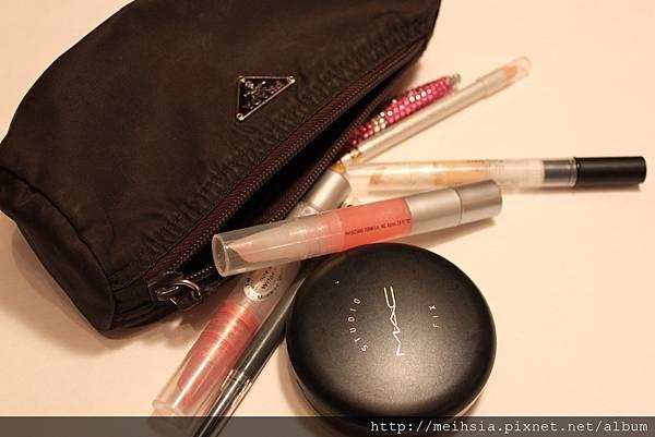 my pursein my purse