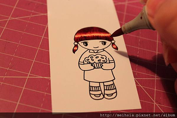 use your digi stamp