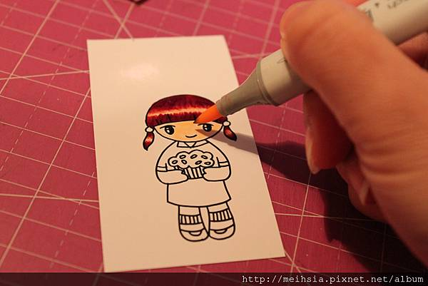use your digi stamp