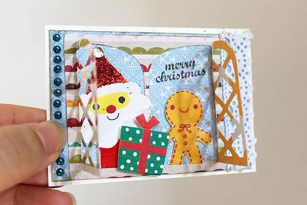 2011 Xmas Card swap