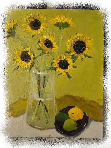 (5)油畫--向日葵2-2.jpg