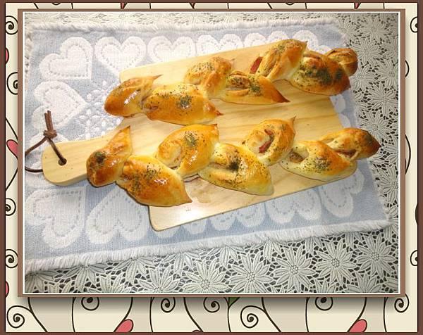 (78)麥穗培根麵包3-3