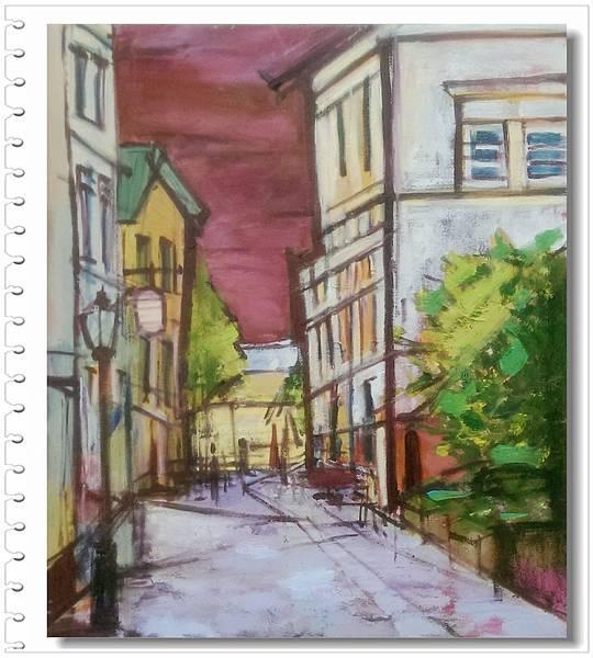 (49)油畫--城市街景2-1.jpg