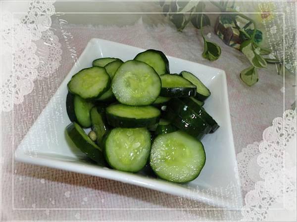 (7)低醣料理--酸甜小黃瓜3-1.jpg